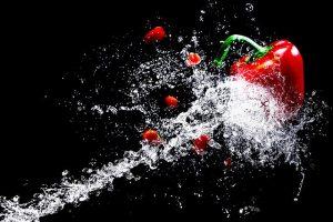 Gemüse richtig waschen