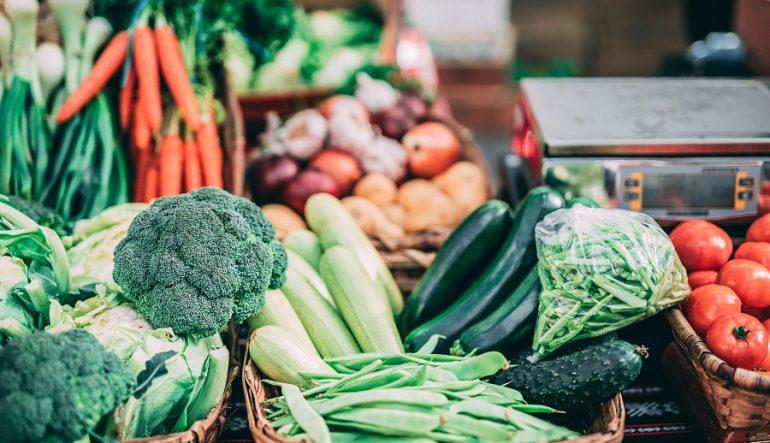 Hackfleisch mit Gemüse